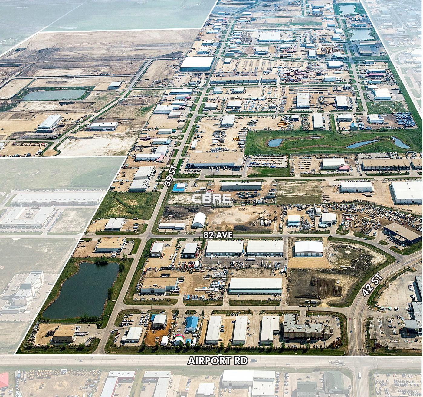 Industrial Lots Airport Road 43 Street