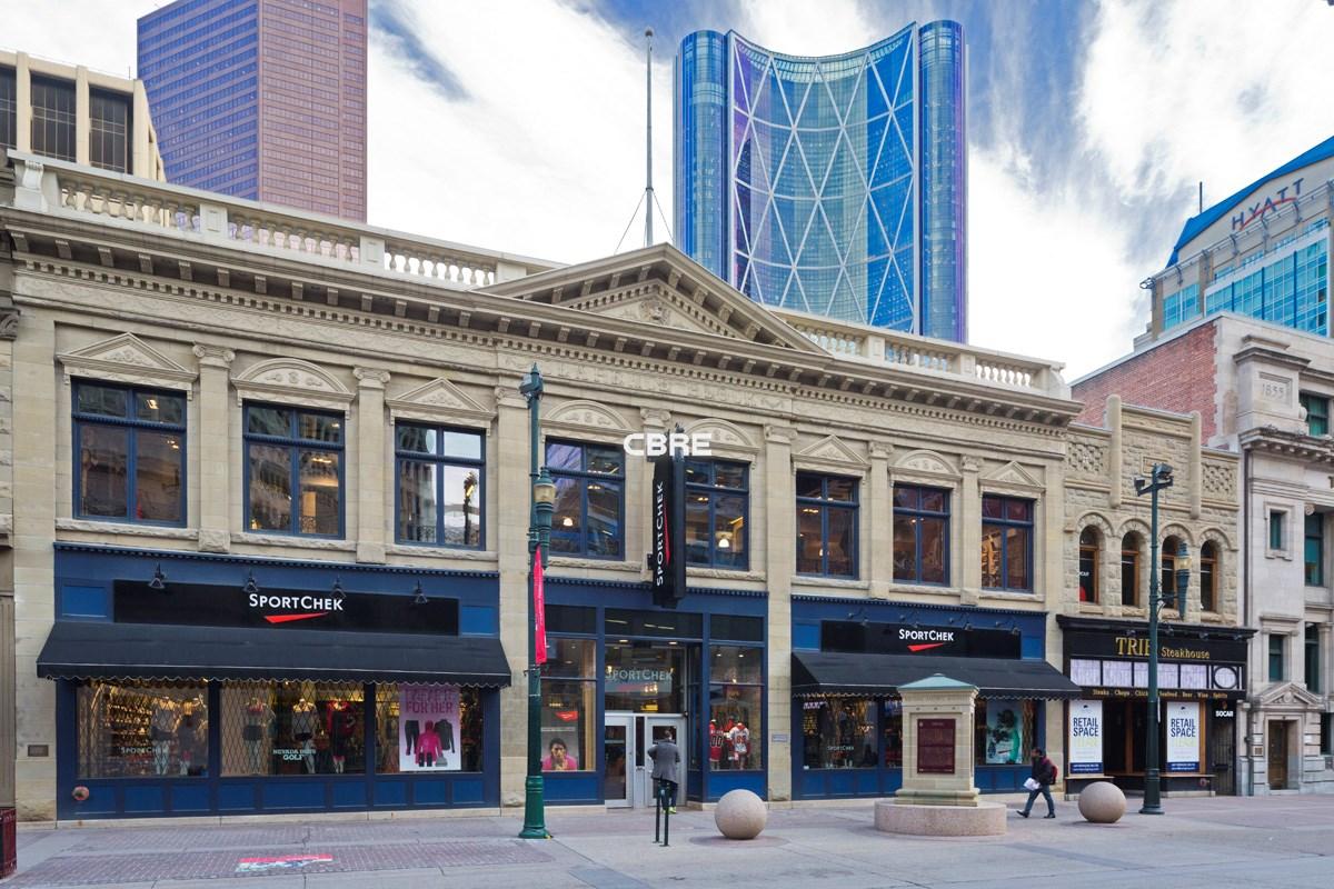 Whole Building 120 8 Avenue SW