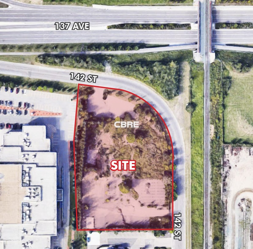 13640 Development Site 13640 142 Street NW