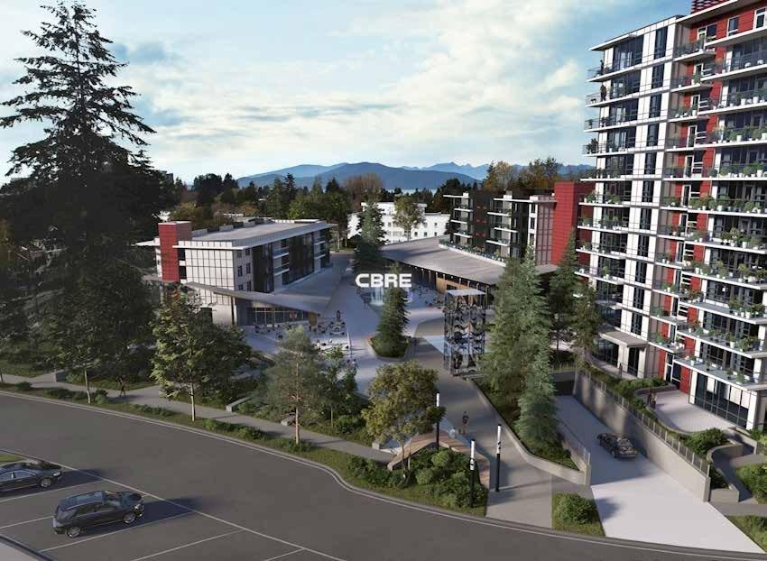 CRU 1 University Endowment Lands University Boulevard & Acadia Road
