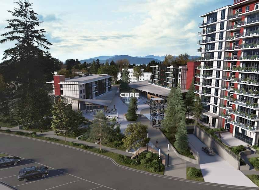 CRU 5 University Endowment Lands University Boulevard & Acadia Road