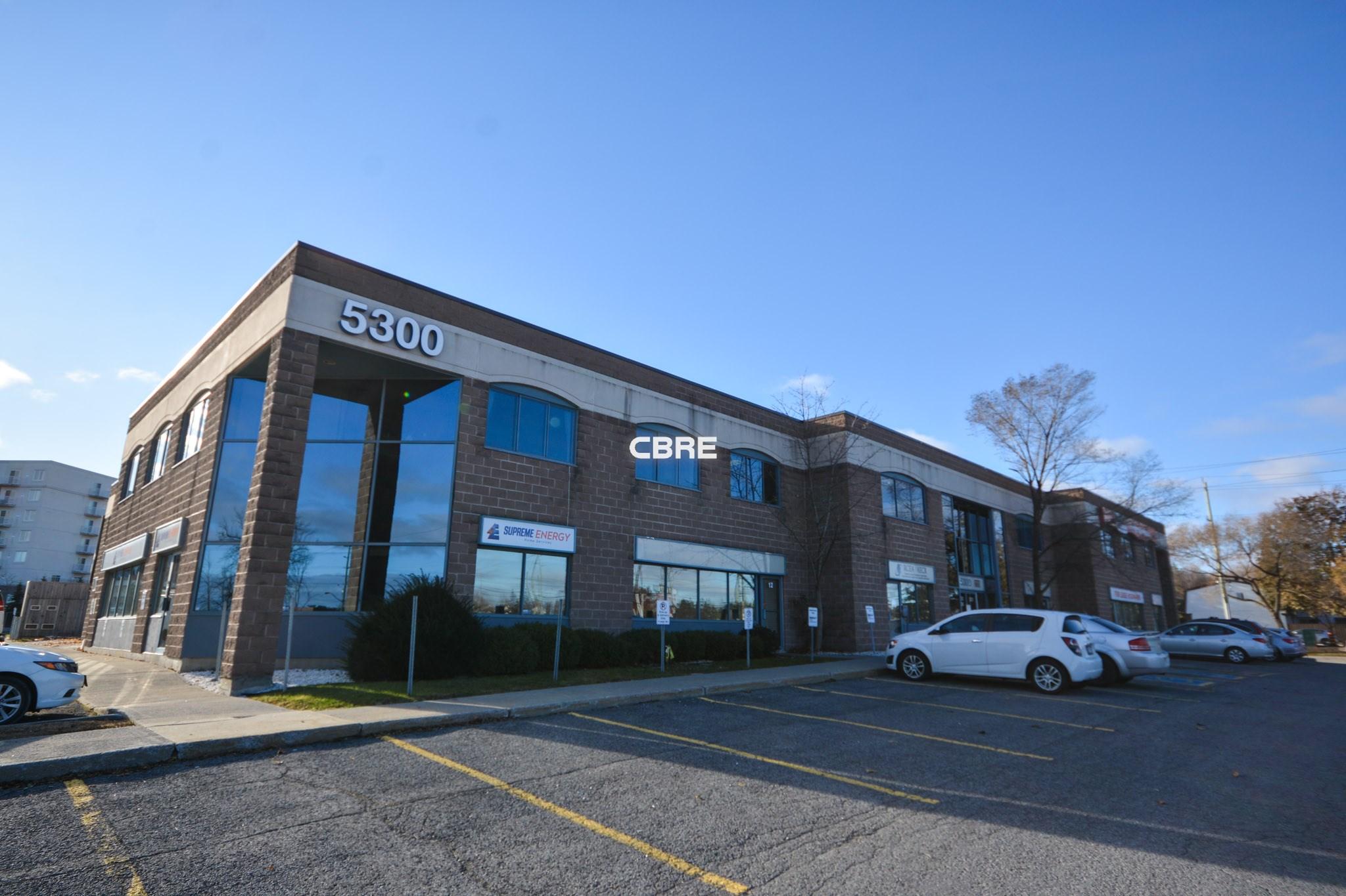 Office unit 200: 5300 Canotek Road